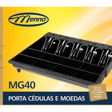 Porta Cédulas e Moedas Menno MG40