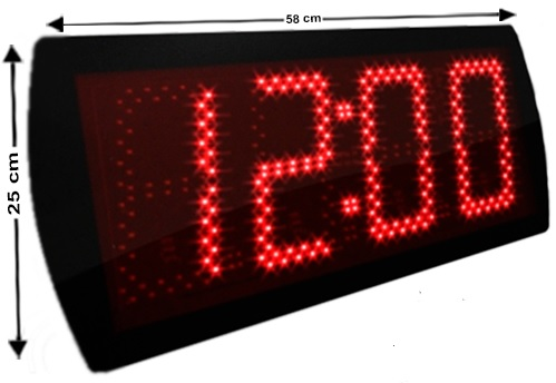 Relogio Digital e Cronometro 60
