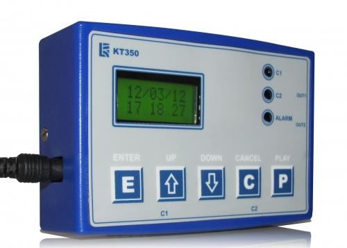 Sinalizador Musical com Temporizador Programável - KT350