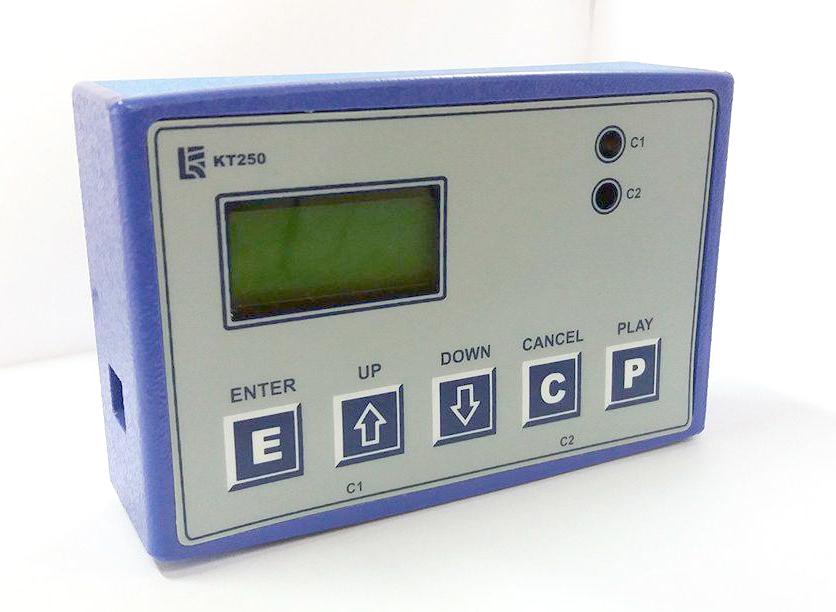 Acionador de Sirenes Digital Kenntech – KT250