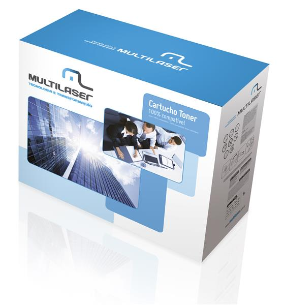 Toner Universal para impressoras HP e Canon LBP 285/435/436