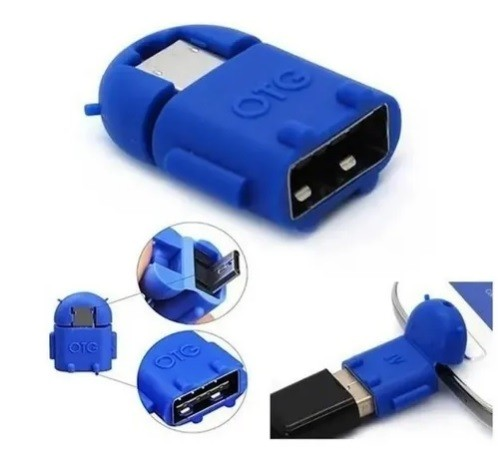 Adaptador OTG Micro Usb V8