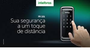 FECHADURA DIGITAL INTELBRAS FR 101 SENHA