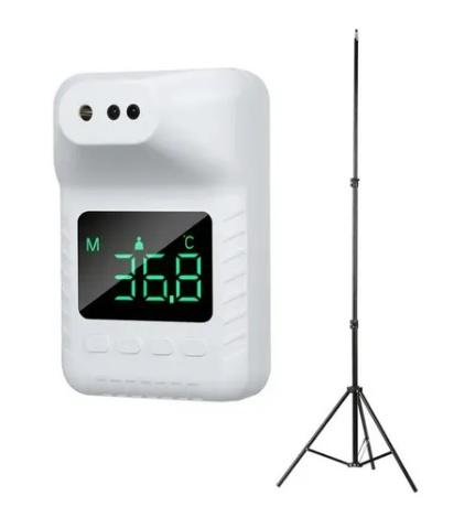 Medidor de Temperatura sem as Mãos - Termômetro Corporal