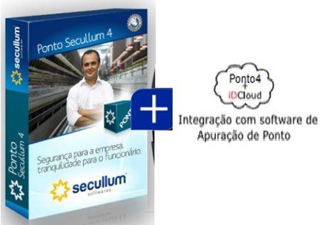 Ponto Secullum 4 c/ iDCloud