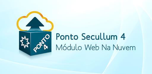 Ponto Secullum 4 + Módulo Web na Nuvem