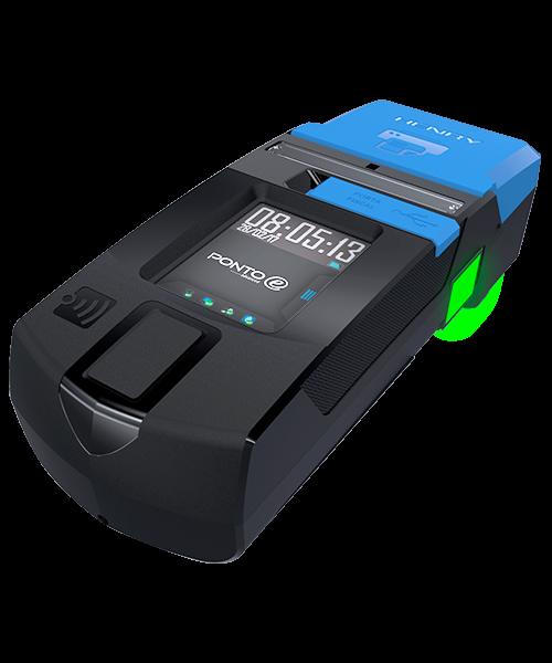 Relógio de Ponto Henry E-Advance (Biometria + Proximidade) com Software de controle de ponto .
