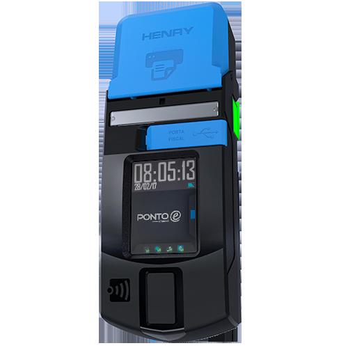 Relógio de Ponto Henry E-Advance (Biometria + Proximidade)