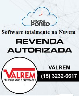 Software em Nuvem Henry Ponto - Licença Mensal