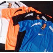 Kit C/ 100 Camisetas Nike Dry Fit Academia Fitness