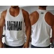 Kit 10 Regatas Cavadas Masculinas Fitness