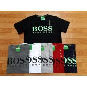 KIT 3 CAMISETA HUGO BOSS 2 FIO 30.1