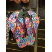 KIT 5 HAVAIANAS CUSTOMIZADAS FEMININA