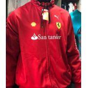 Kit C/3 Blusa Corta Vento Santander Ferrari Masculino