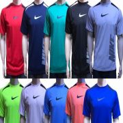 Kit C/ 50 CAMISETAS MASCULINA NIKE DRY FIT
