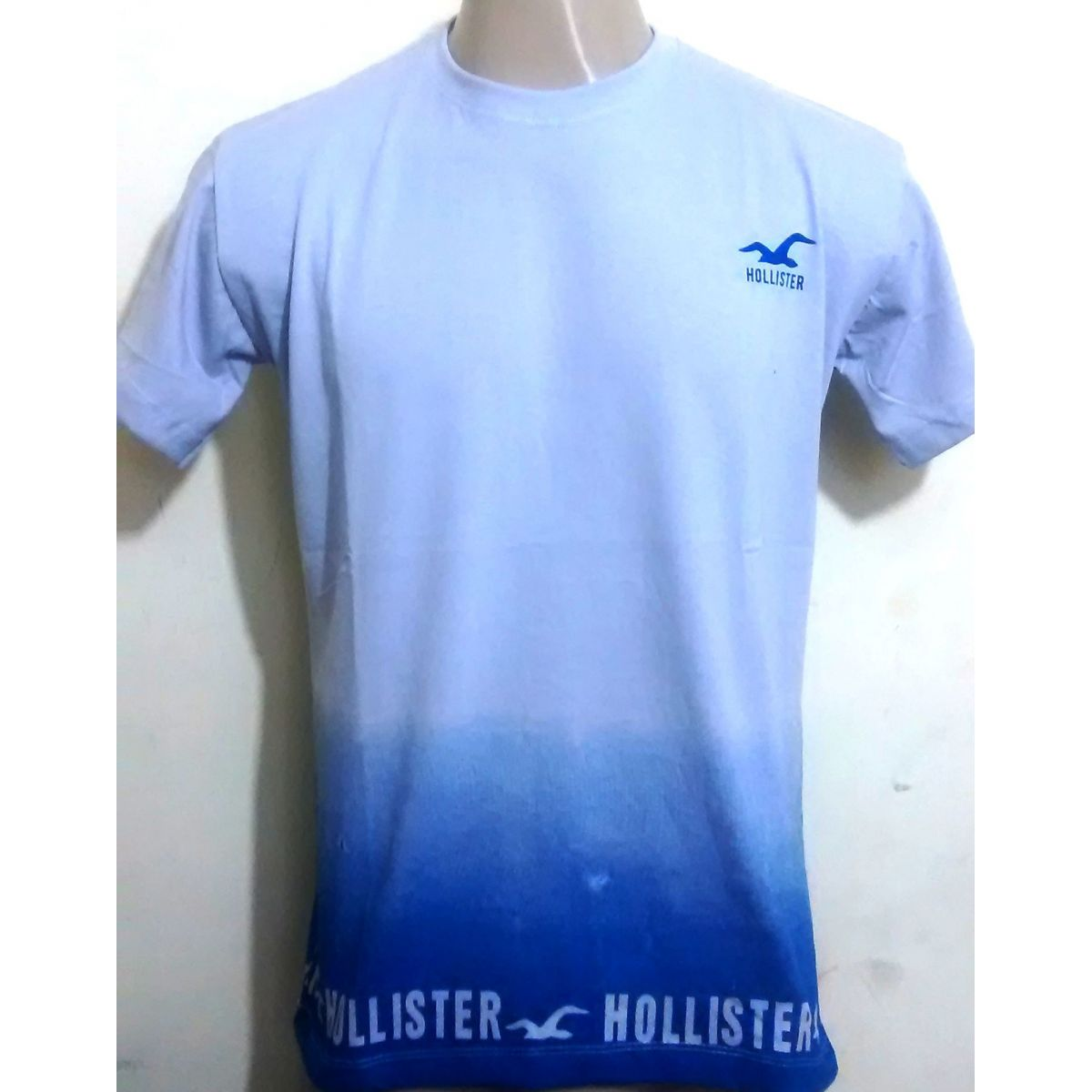 Kit C/10 Camisetas Masculinas Degrade Diversas Marcas
