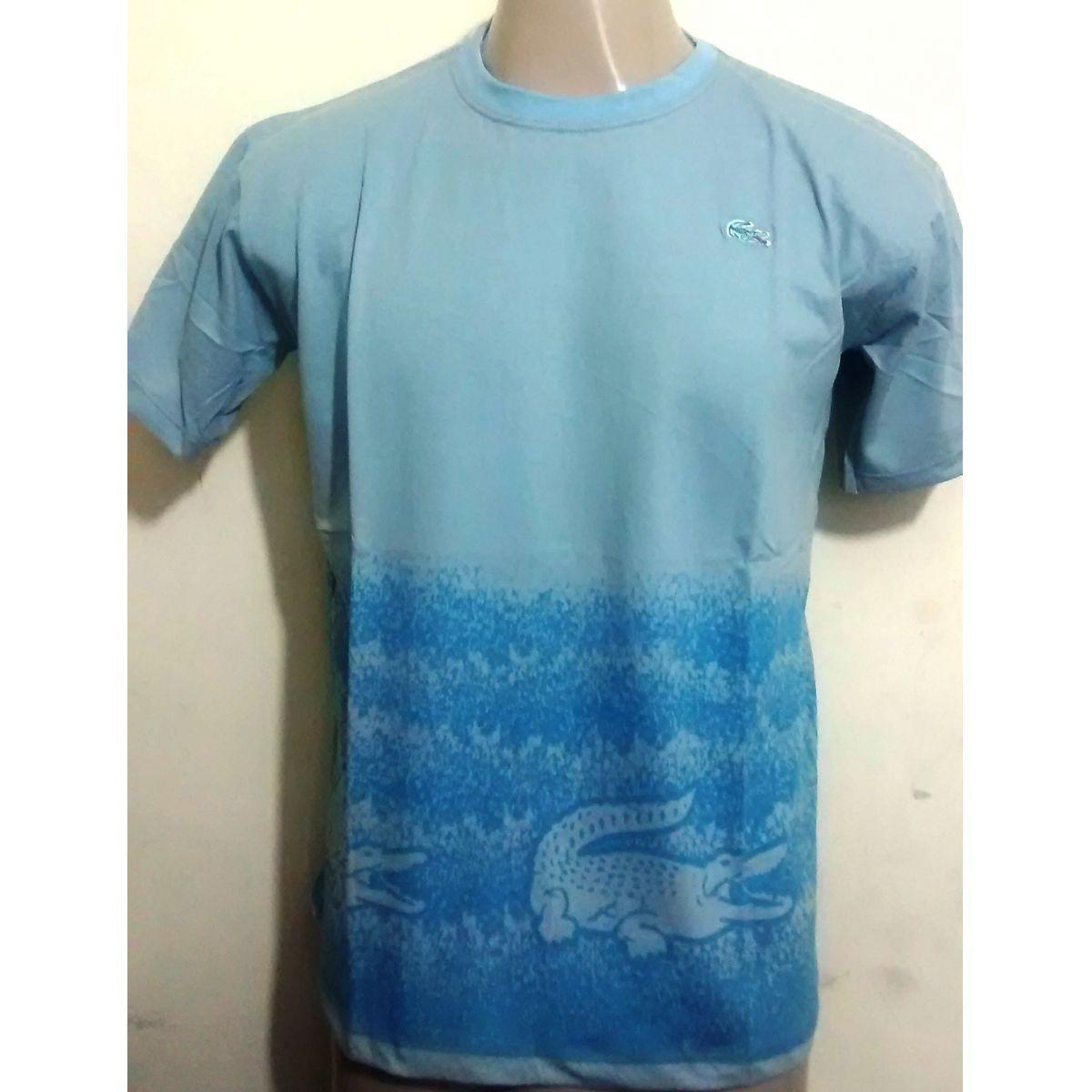 Kit C/ 50 Camisetas Masculinas Diversas Marcas