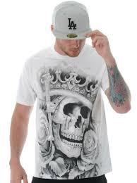 Kit C/ 5 Camisetas Masculinas Ogabel Várias Estampas