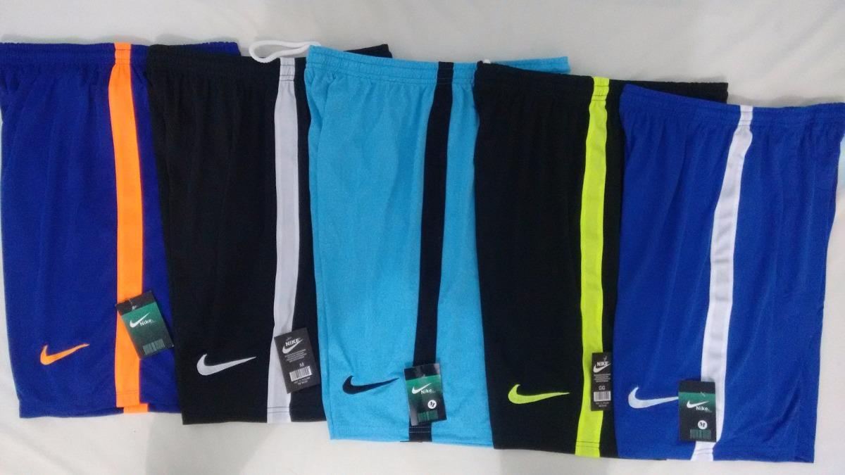 Kit c/ 5 BERMUDAS SHORTS CALÇÃO Nike