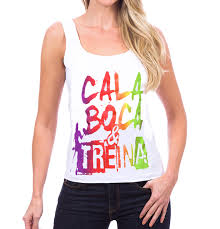 Kit 5 Regatas Feminina Blusinha Fitness Academia Ginastica