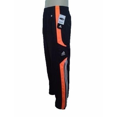 Calça Masculina Adidas com Ziper no Bolso