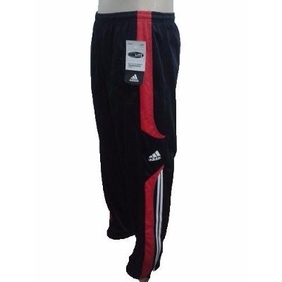 Kit 2 Calça Masculina Adidas com Ziper no Bolso