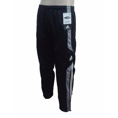 Kit 3 Calça Masculina Adidas com Ziper no Bolso
