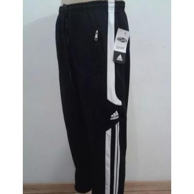 Kit 5 Calças Masculina Adidas com Ziper no Bolso