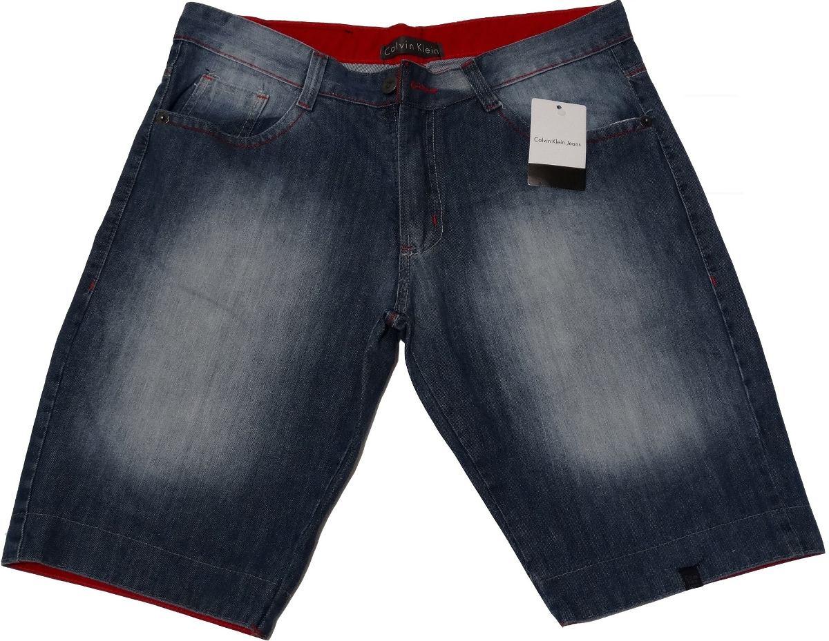 Kit C/ 20 Bermudas Jeans Masculinas Diversas Marcas