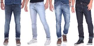 Kit C/ 5 Calças Jeans Masculinas Diversas Marcas