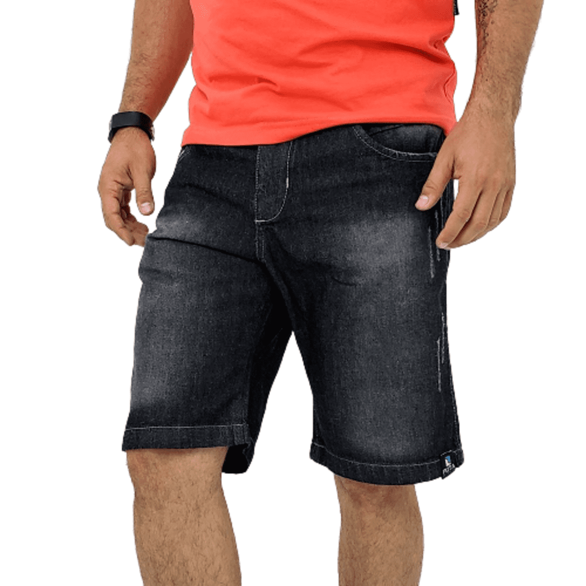 Kit 20 Bermuda Short Jeans Masculina Atacado Revenda E Lucre