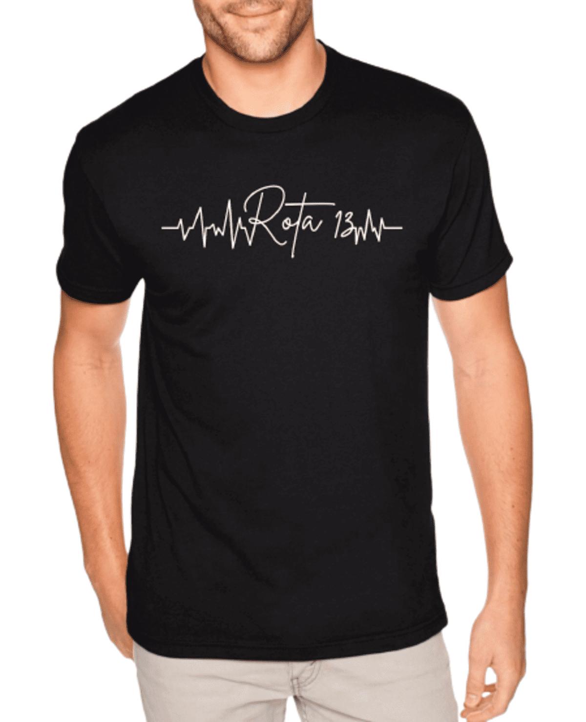 Kit 9 Camiseta Camisa Blusa Masculina Estampada Top Atacado