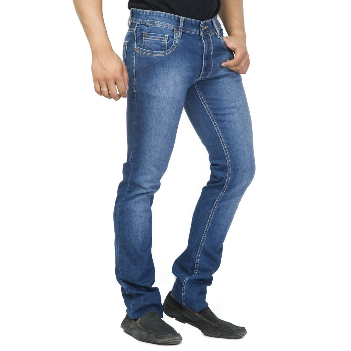 Kit C/ 30 Calças Jeans Masculinas Diversas Marcas