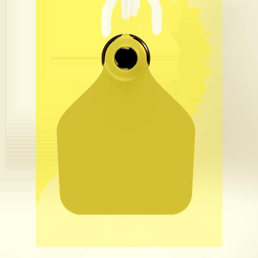 Brinco giro livre (grande) - Embalagem com 25 unidades