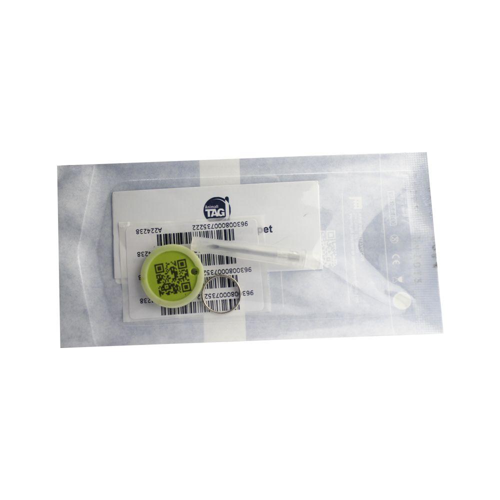 Microchip agulhado