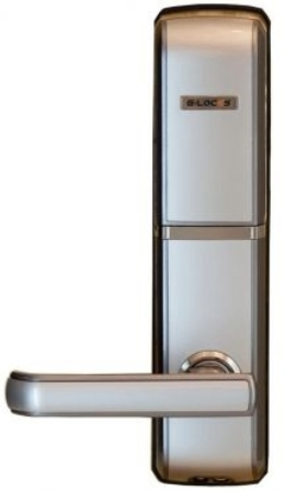Fechadura Biométrica G-Locks G300 Esquerda