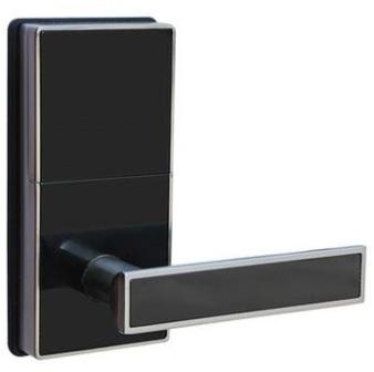 Fechadura Digital G-Locks Ébano 100 Esquerda