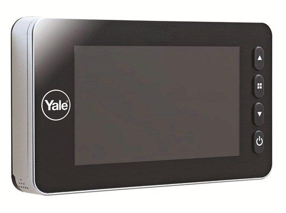 Olho Mágico Digital Yale Auto Imaging