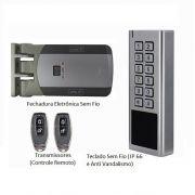 Fechadura Digital G-Locks GCA 35 Porta de Vidro