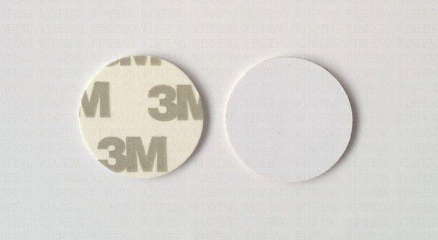 Adesivo Moeda de Proximidade 125 Khz (5 unidades)
