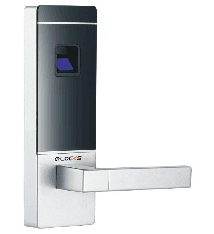Fechadura Biométrica G-Locks Ébano 300 Direita