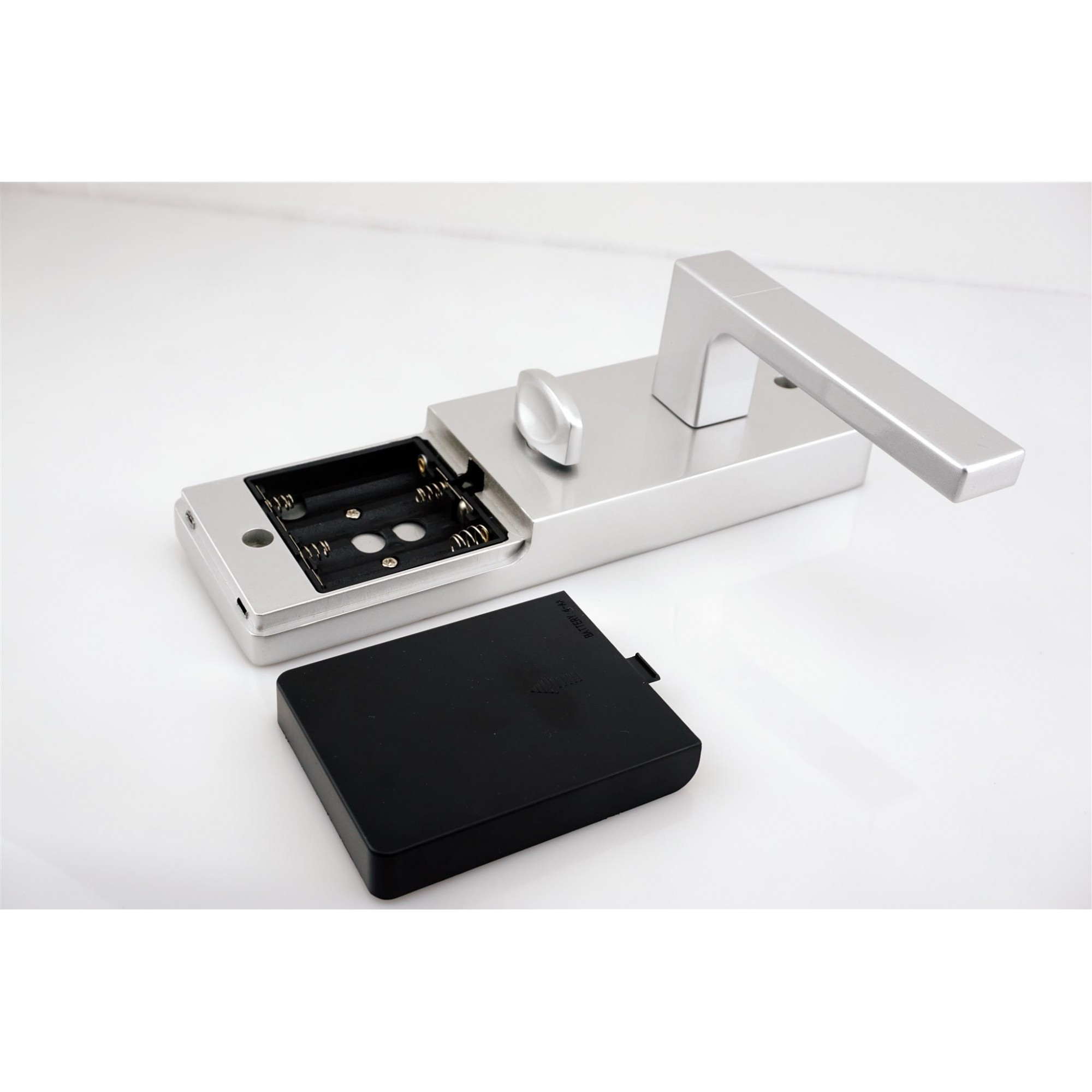 Fechadura Biométrica G-Locks Ébano 300 Esquerda
