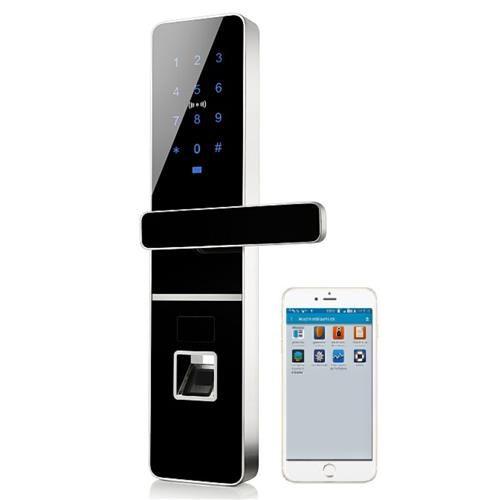 Fechadura Biométrica Ébano 500 - Bluetooth