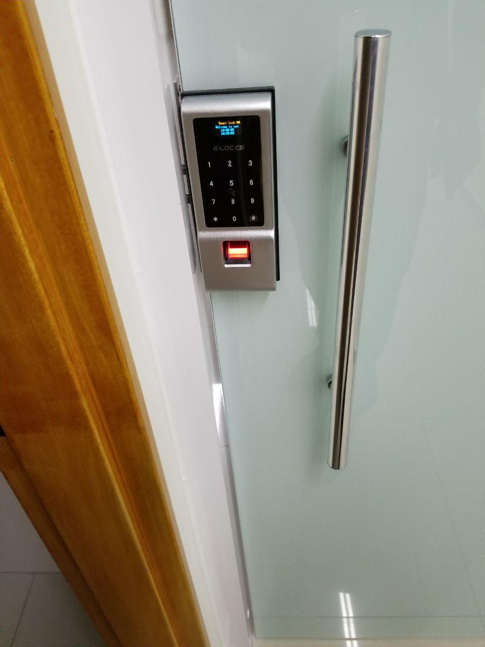 Fechadura Biométrica G-locks Vitro 50 - V50