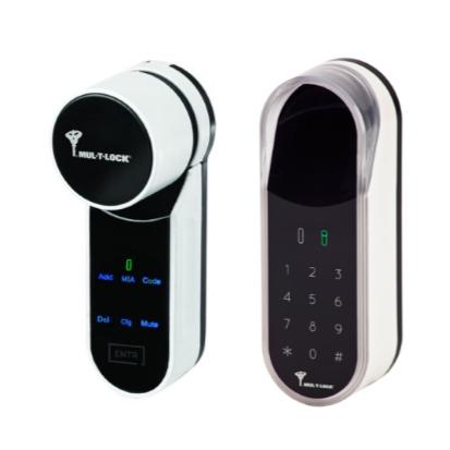Fechadura Digital Bluetooth Mul-t-Lock Entr