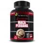 Maca Peruana (Lepidium Meyenii) 500mg   100% Pura - 60 cápsulas