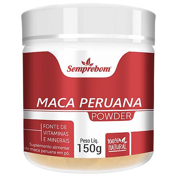 Maca Peruana em Pó - Powder - 150g - 100% Pura