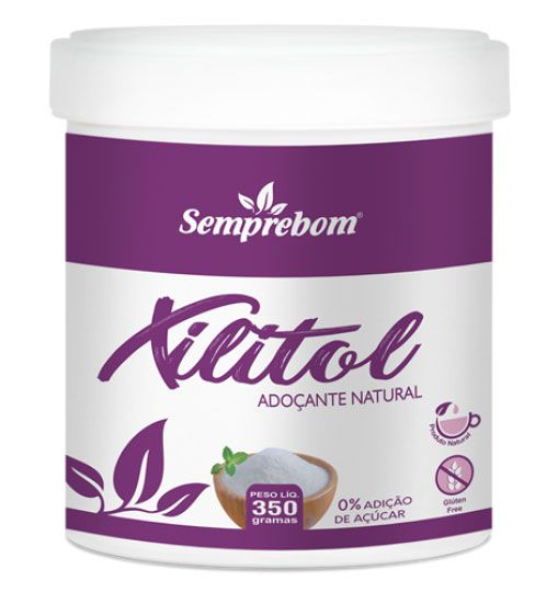 Adoçante Xilitol Natural - 350g