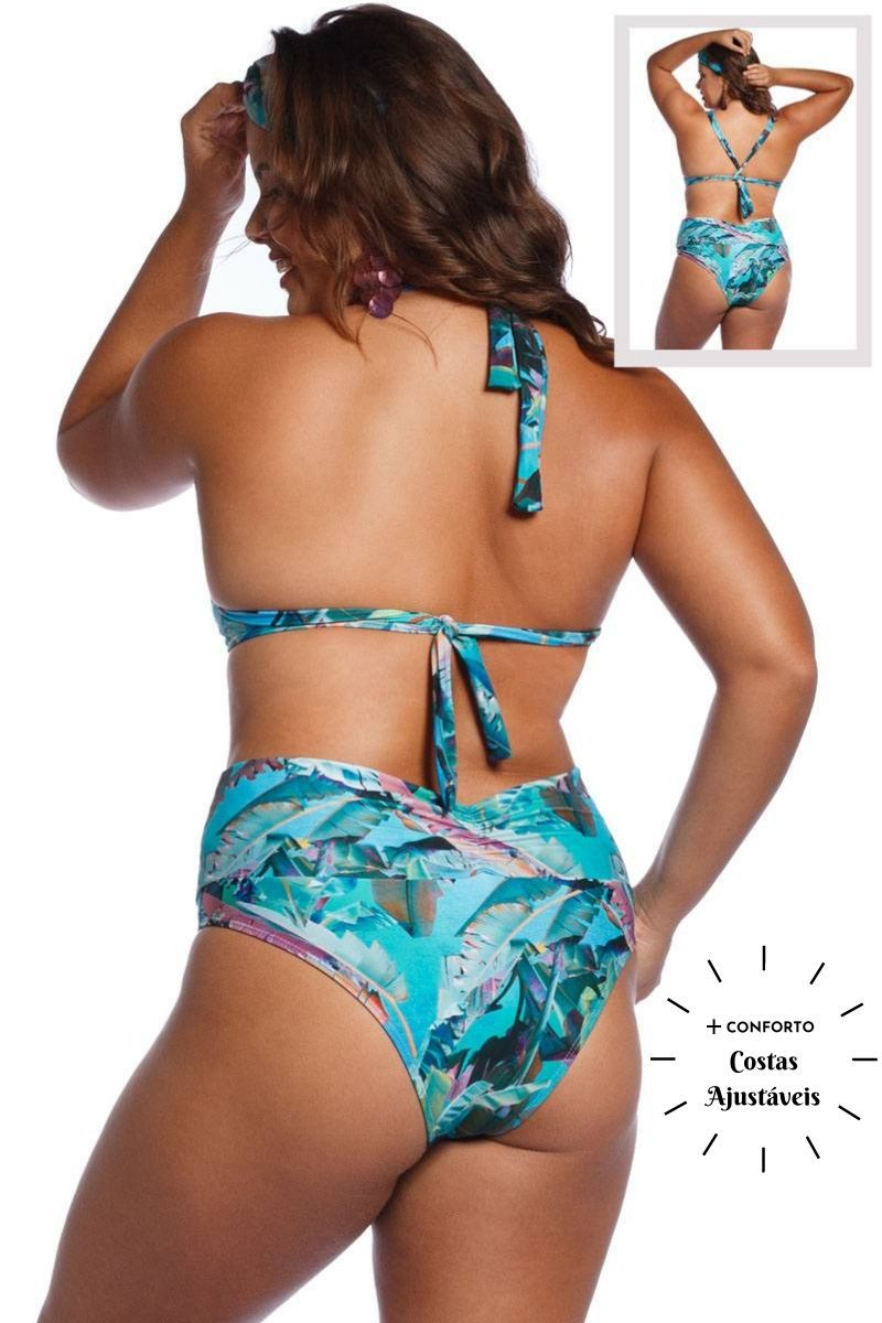 Sunquini Tropical Blue