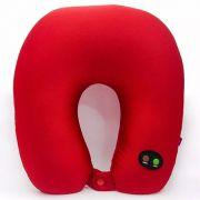 Almofada de Pescoço Vibration Vermelho
